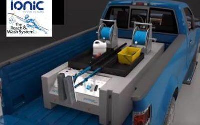 Ionic Portage, el sistema de depósito desmontable.